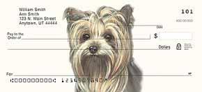 Yorkshire Terrier Art Checks