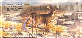 Whitetail Deer Personal Checks