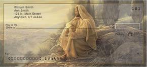 Jesus Checks Light of the World