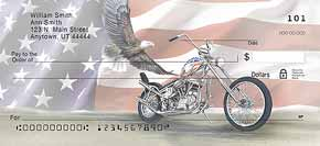 Ride Hard. Live Free Patriotic Check Designs