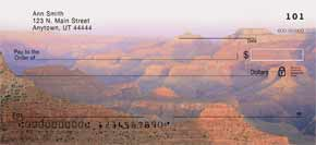 """America's National Parks"" Personal Check Designs"