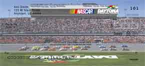 NASCAR(R) Racetracks Personal Check Designs