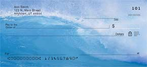 Ocean Majesty Personal Check Designs