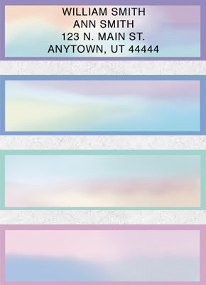 Reflections Booklet of 150 Address Labels