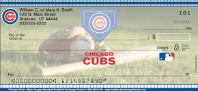 Chicago Cubs(R) Personal Check Designs