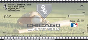 Chicago White Sox(TM) Major League Baseball(R) Personal Check Designs