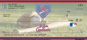 St. Louis Cardinals(R) Personal Check Designs