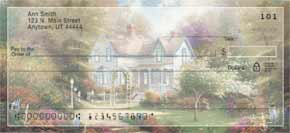 Thomas Kinkade's Country Escapes Personal Check Designs