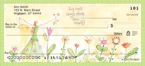 Garden Graces Personal Check Designs