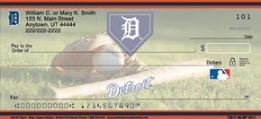 Detroit Tigers(TM) Major League Baseball(R) Personal Check Designs
