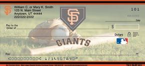 SF Giants(TM) Major League Baseball(R) Personal Check Designs