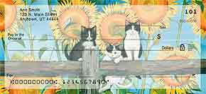 Country Kittens Checks