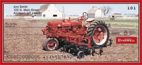 Farmall Tractor Checks