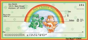 Care Bears(TM) Personal Check Designs