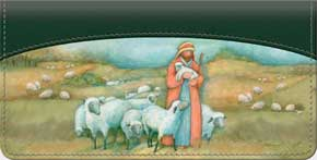 The LORD is My Shepherd Checkbook Cover