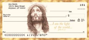 Trust in the Lord Personal Check Designs