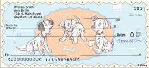 Disney Magical Beginnings Personal Check Designs