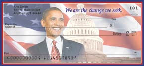Yes, We Can! Personal Check Designs