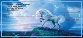 Unicorns Personal Check Designs