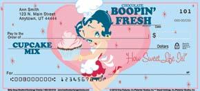 Betty Boop Checks