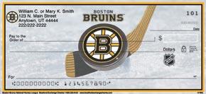Boston Bruins Checks