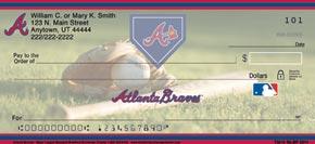 Atlanta Braves(TM) Major League Baseball(R) Personal Check Designs