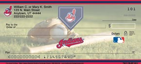 Cleveland Indians(TM) Major League Baseball(R) Personal Check Designs