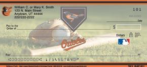 Baltimore Orioles(TM) Major League Baseball(R) Personal Check Designs