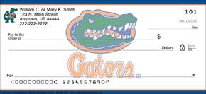 Florida Gators Checks