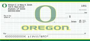 University of Oregon Personal Checks
