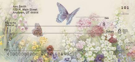 Butterfly Gardens Checks