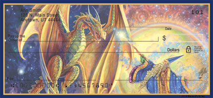 dragon personal checks