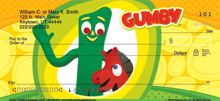 Gumby Checks