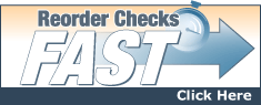 Reorder Checks FAST: Click Here