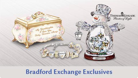 Bradford Exchange Exclusives