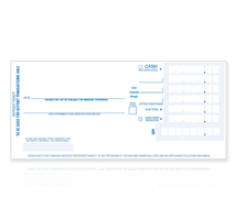 Deposit Tickets & Registers